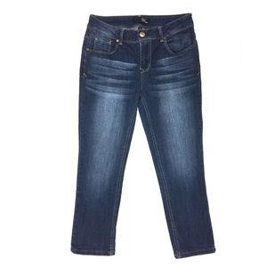 1822 Denim Women's Skinny Ankle Stretch Jeans 4